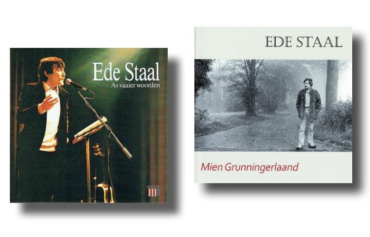 Twee albums van Ede Staal