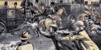Gennaro Rubino en de mislukte moordaanslag op koning Leopold II