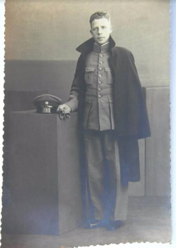 Jacobus Aarts (Foto: Oorlogsgravenstichting)