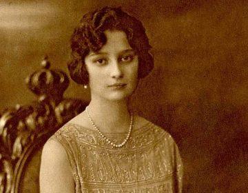 Astrid, de vierde koningin der Belgen (1905-1935) - Foto uit 1926