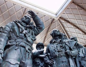 Bomber Command Memorial in Londen - cc