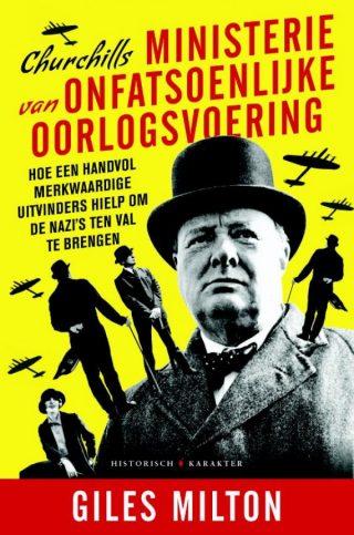 Churchill's ministerie van onfatsoenlijke oorlogsvoering