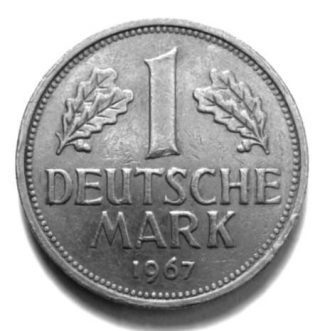 Deutsche Mark - cc