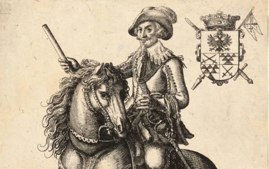 Gottfried Heinrich zu Pappenheim, de man van de Pappenheimers