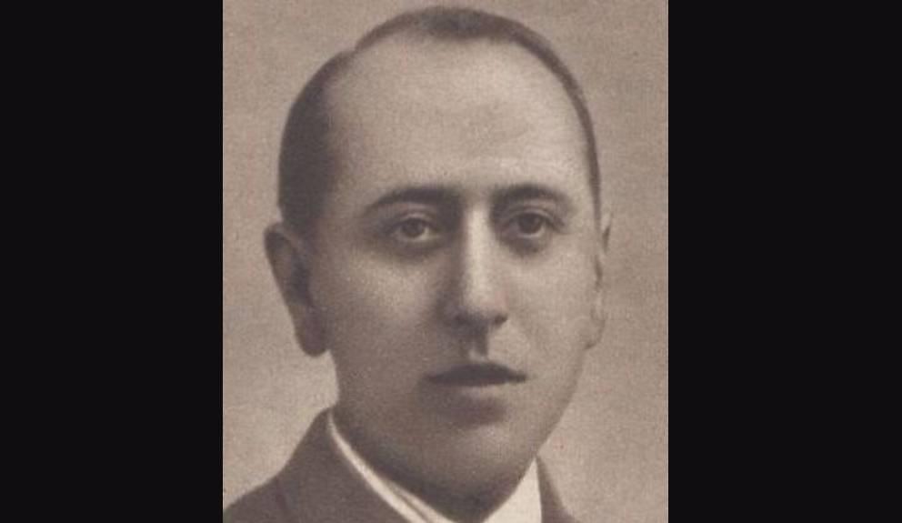 José María Gil-Robles in 1933
