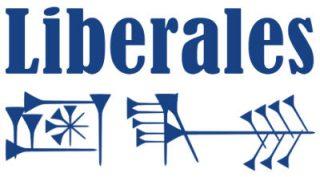 Logo van de denktank Liberales