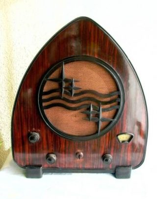 Oude radio - cc