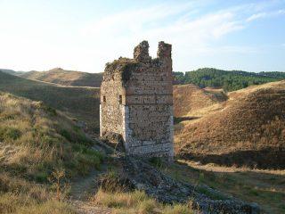 Ruïne van een kasteel in Toledo (cc)