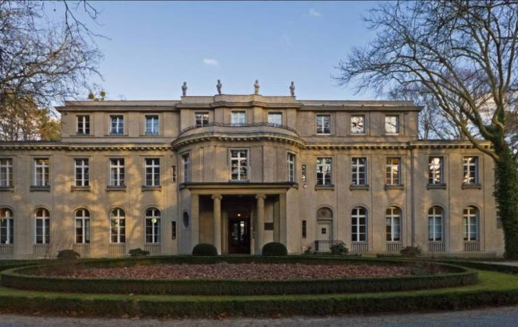 Villa Marlier, locatie van de Wannseeconferentie - cc