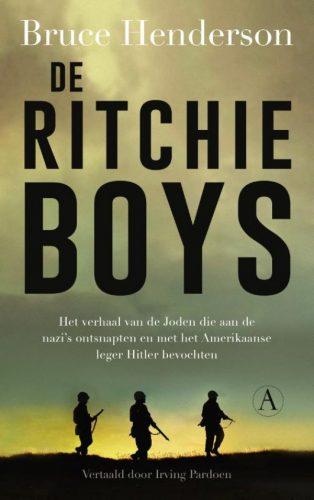 De Ritchie-boys - Bruce Henderson (€ 24.99)