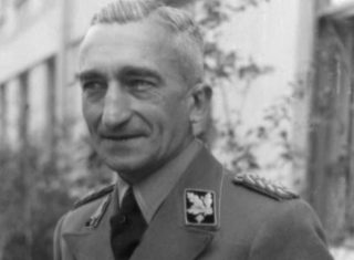Arthur Nebe in 1942