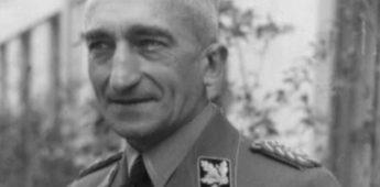 Arthur Nebe, oorlogsmisdadiger en samenzweerder tegen Hitler
