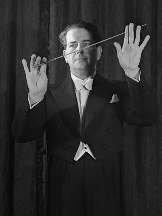 Eduard van Beinum in 1946. Foto: Nationaal Archief