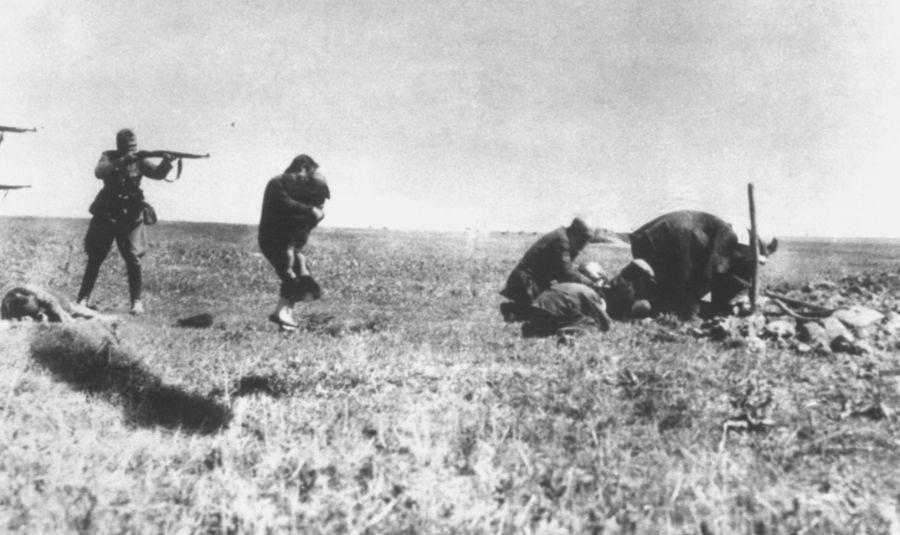 Executie van Joden bij Ivangorod (1942)