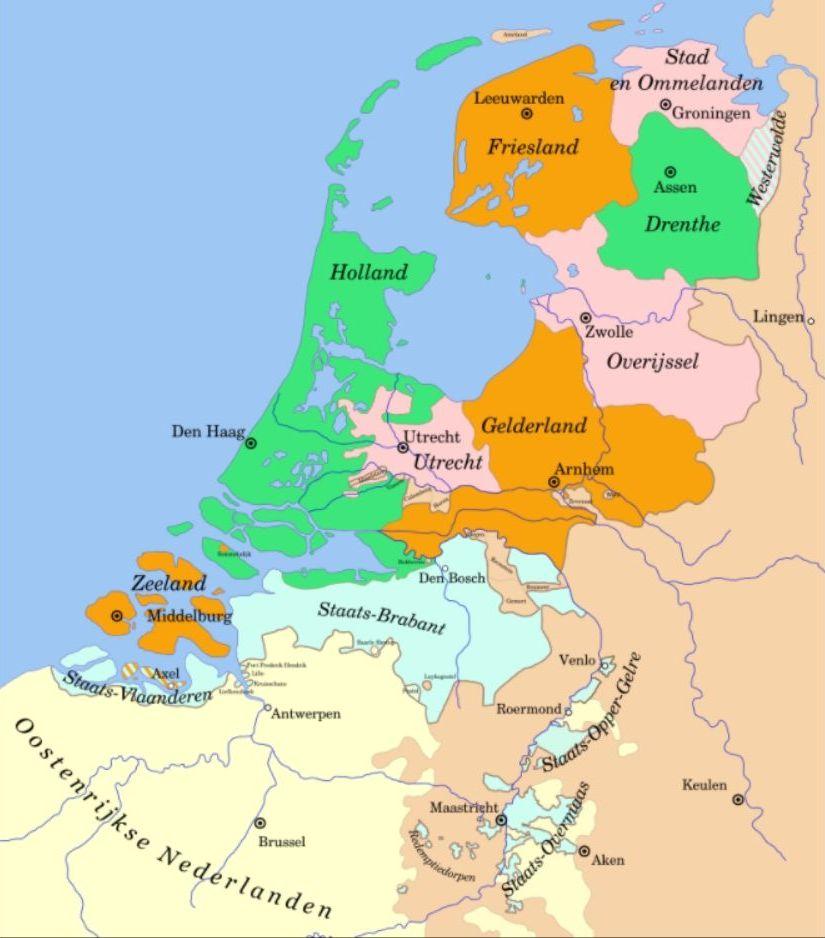Generaliteitslanden (wiki)