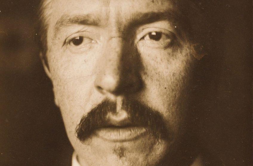 Jacobus van Looy, door Willem Witsen, 1893 (cc - Stadsarchief Amsterdam)