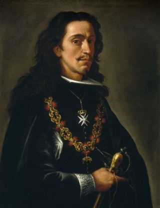 Juan II van Oostenrijk, buitenechtelijke zoon van Filips IV