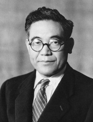 Kiichiro Toyoda, oprichter van Toyota - cc