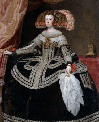 Maria Anna van Oostenrijk (1634-1696), de moeder van Karel II