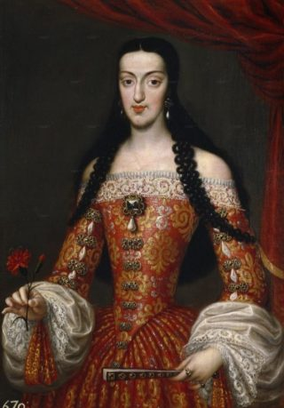 Marie Louise van Orléans (Prado - wiki)