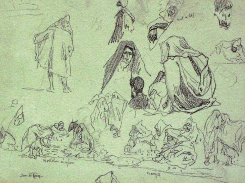 Moorse figuren - Jacobus van Looy ( Stichting Jacobus van Looy)