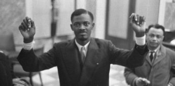 De moord op Patrice Lumumba (1925-1961)