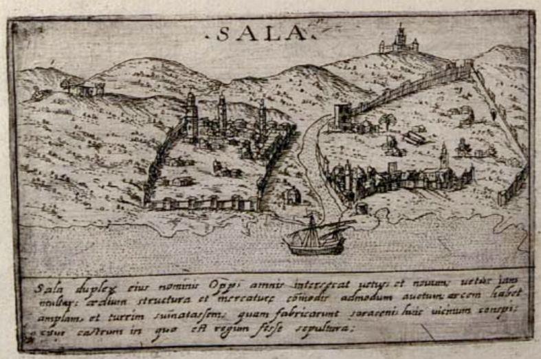 Salé rond 1600