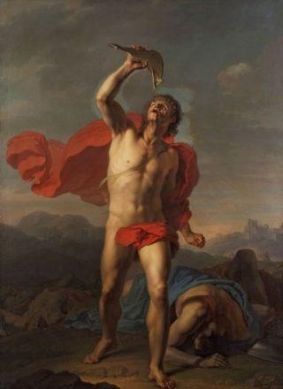 Samson met ezelskaak