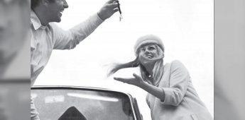 De DAF, zélfs vrouwen kunnen er in rijden