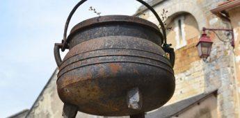 Keteloorlog (8 oktober 1784) – Er werd slechts een soepketel geraakt…
