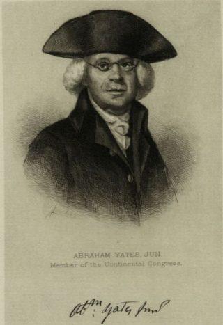 Abraham Yates