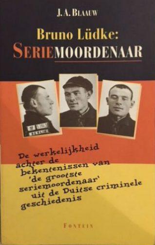 Boek van commissaris Blaauw over de zaak Lüdke