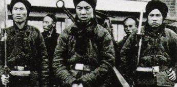 Bokseropstand (1899-1901) – Opstand van Chinese nationalisten