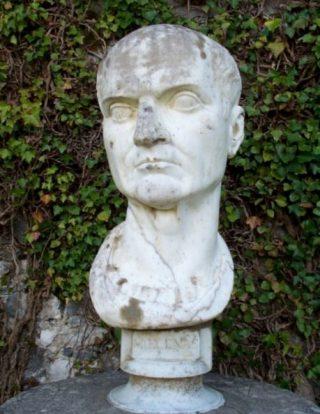 Buste van Maecenas (cc - Cgheyne)