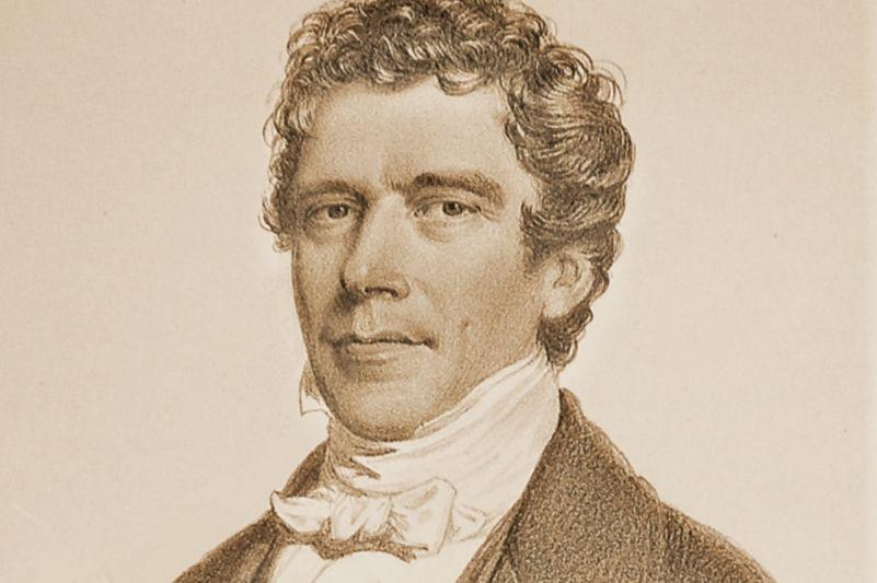 Charles Rogier (1800-1885) - Medestichter van België (wiki)