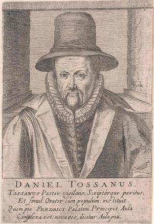 Daniel Tossanus - wiki
