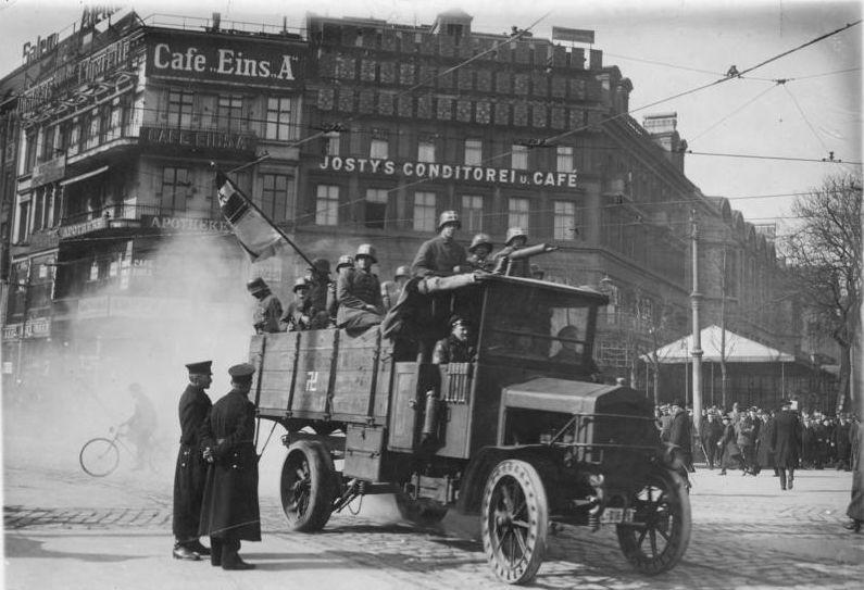 Kapp-Putsch (13-17 maart 1920)