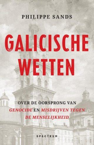 Galicische wetten Over de oorsprong van 'genocide' en 'misdrijven tegen de menselijkheid'
