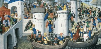 Kruistochten (1095-1271) – Samenvatting, oorzaken, tijdlijn & gevolgen
