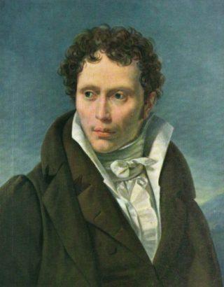 Schopenhauer in 1815