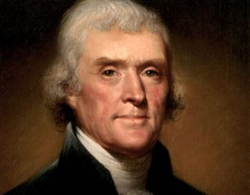 Thomas Jefferson (1743-1826) - President van Amerika