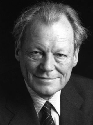 Willy Brandt (cc - Bundesarchiv)