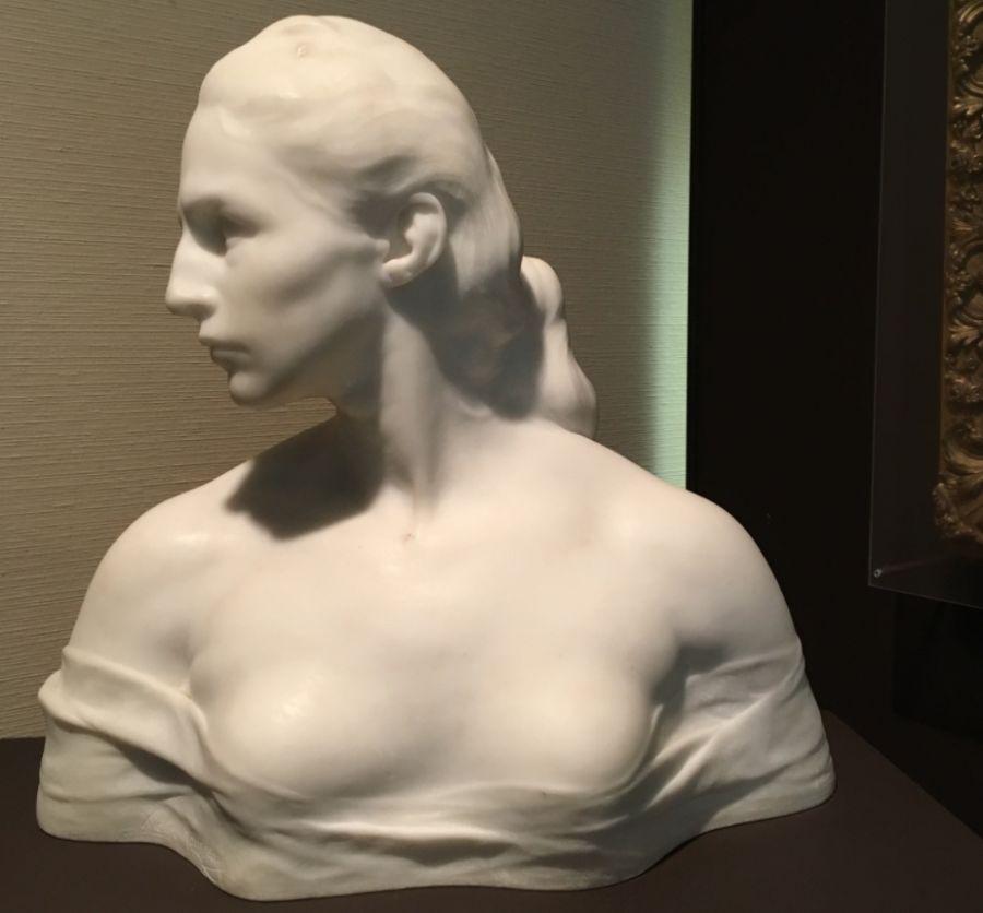 La Femme de trente ans (Musée royal de Mariemont) -  Vinciane Lacroix  - cc