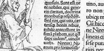 """""""Lof der zotheid"""" – Het satirische werk van Desiderius Erasmus"""