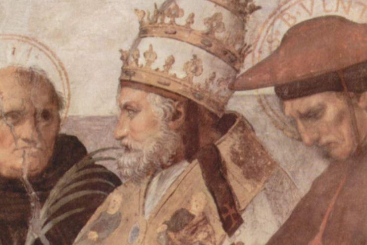 Het Vierde Lateraans Concilie (1215) werd bijeengeroepen door paus Innocentius III