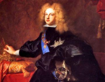 Filips V van Spanje