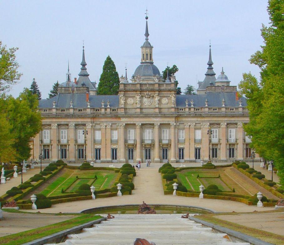 Koninklijk Paleis van La Granja de San Ildefonso (wiki)