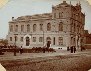 Paradiso - Kerkgebouw De Vrije Gemeente, Weteringschans 6-8 (wiki)