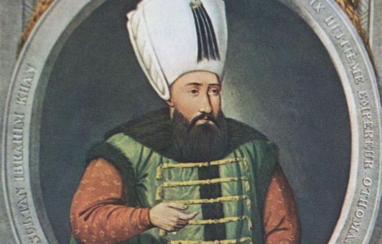 Sultan Ibrahim I (1615-1648)