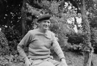 Bernard Montgomery in 1944